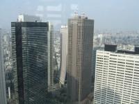 Panorama iš Tokyo Tower