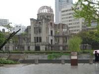 Hiroshima bombing dome
