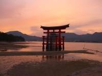 Vartai ant vandens, Miyajima