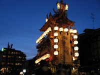 Sanno Matsuri, Takayama