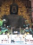 Budos statula, Todaiji, Nara