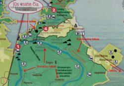 Karmazinų žemėlapis