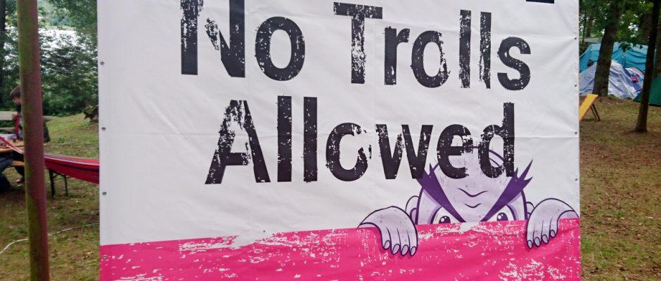 No Trolls Allowed 2016